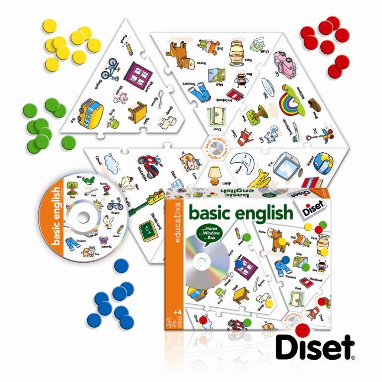 Basic english Diset