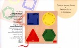 Geometrické tvary – provlékánka