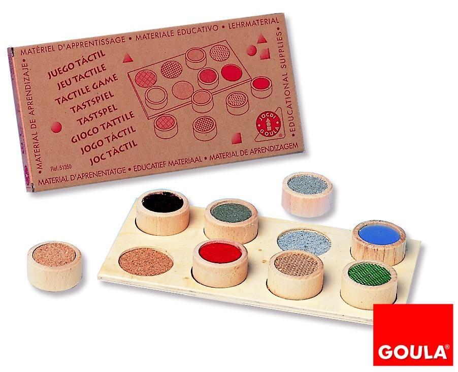 Hmatová hra Goula