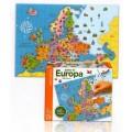 Mapa Evropy