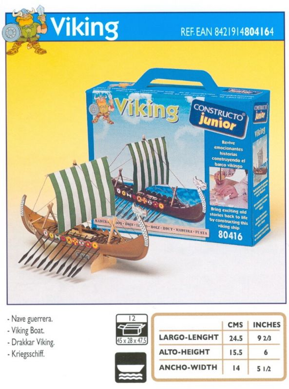 Viking Constructo