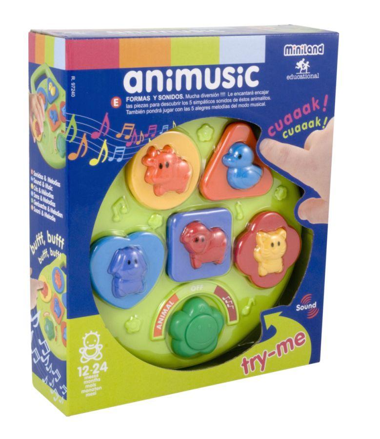 Animusic Miniland