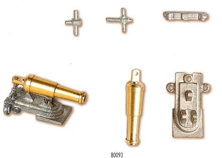Dělo - 30x7 mm Constructo