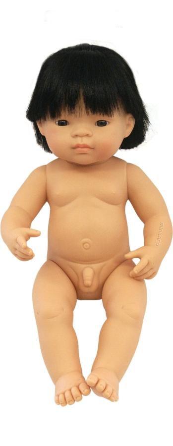 Chlapec Asiat 38cm Miniland