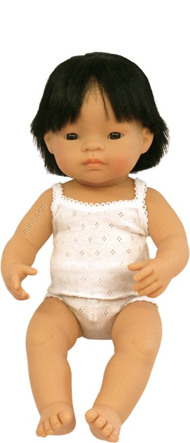 Chlapec Asiat38 cm Miniland