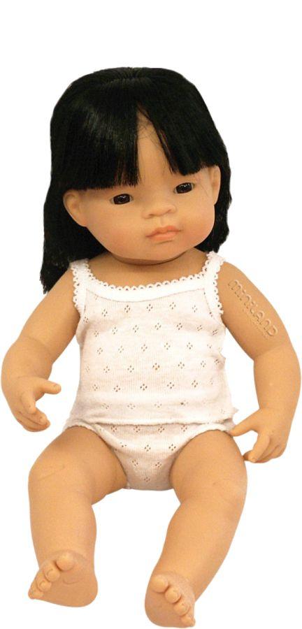 Děvče Asiat 38 cm Miniland