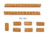 Žebřík - 70mm