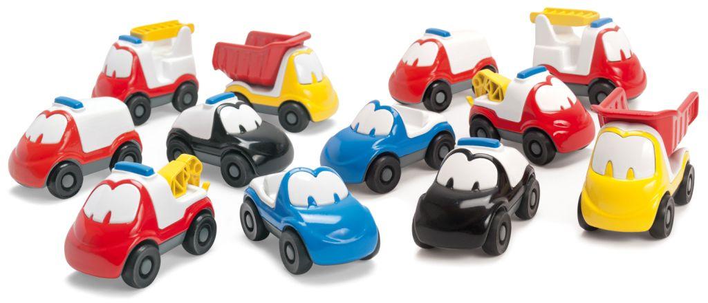 Fun cars 12ks Dantoy