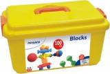BLOCKS staveb.100 dílů Miniland