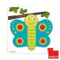 Motýl vývoj Goula