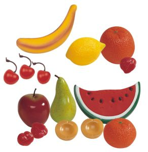 Ovoce 15 ks Miniland