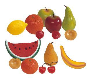 Ovoce košík 15 ks Miniland