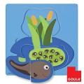 Žabka vývoj Goula