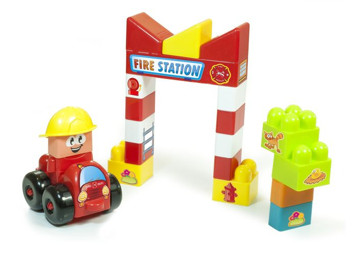 Blocks super Hasiči Miniland