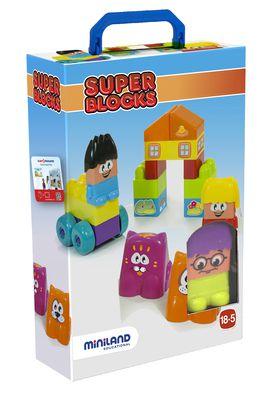 Blocks super Mláďata Miniland