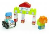 Blocks super nemocnice Miniland