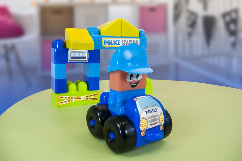 Blocks super policie Miniland