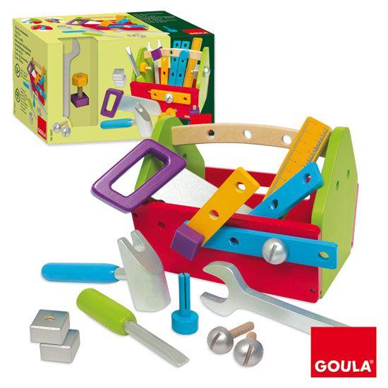 Box s nářadím Goula