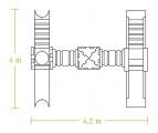 Cubic Toy H2000 Italveneta Didattica