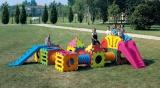 Dětská hřiště, sportovní sady