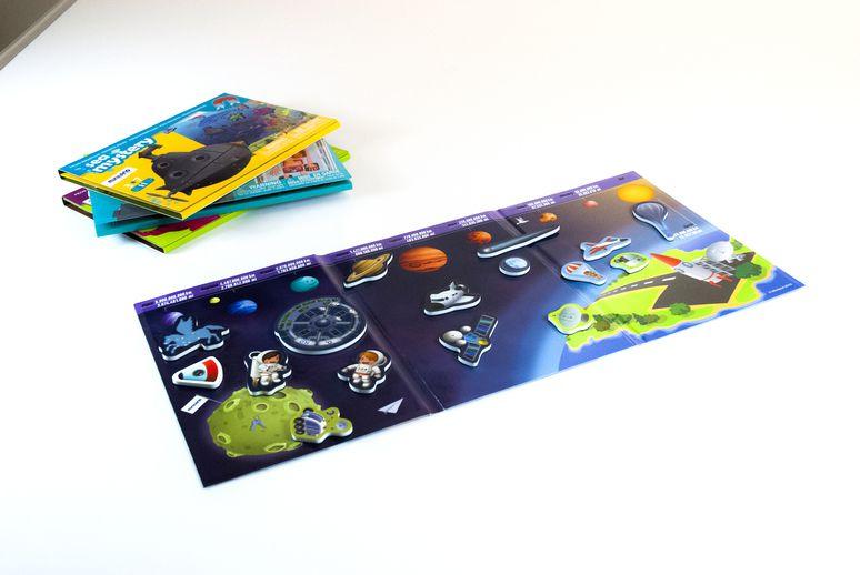 Magnetic - vesmír Miniland