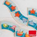 Domino Oskar na moři Goula