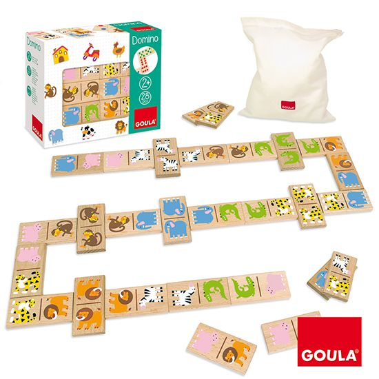 Domino ZOO Goula