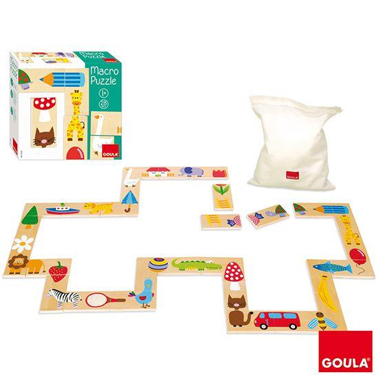 Makro Puzzle Goula