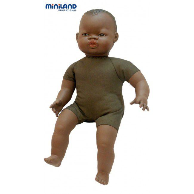 Miminko Afričan 40cm Miniland
