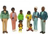 Africká rodina