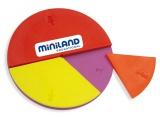 Zlomky sada 60 dílů Miniland
