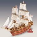 Dřevěné modely lodí