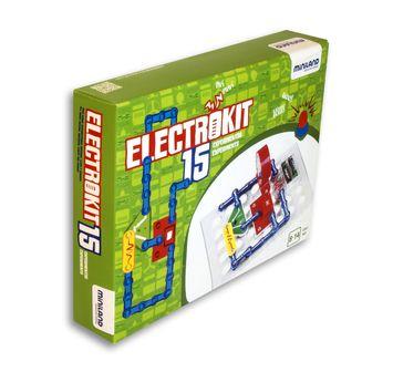 Elektrokit 15 pokusů Miniland