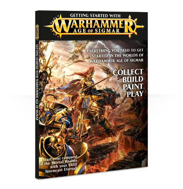 Getting started with Age of Sigmar Games Workshop