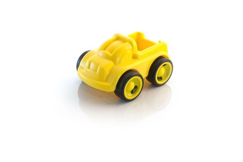 Minimobil sada 12cm/15ks Miniland