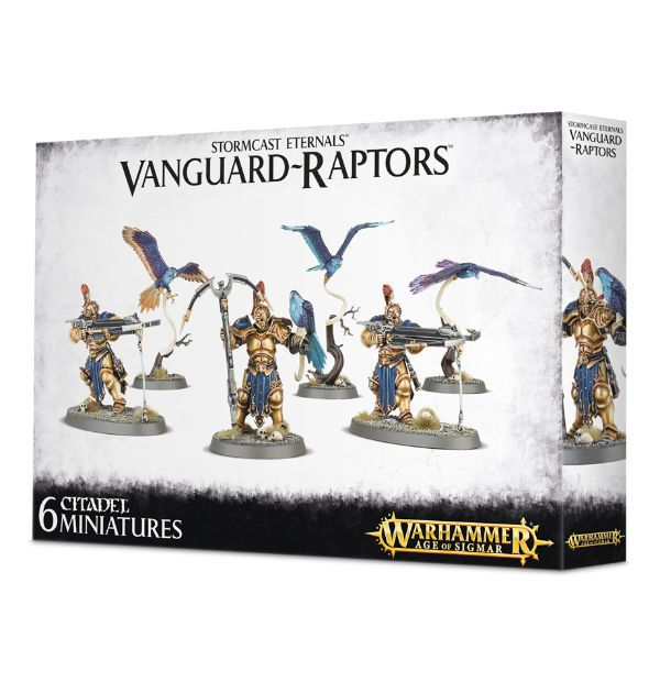 Stormcast Eternals Vanguard – Raptors Games Workshop