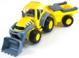 Super traktor+vlek