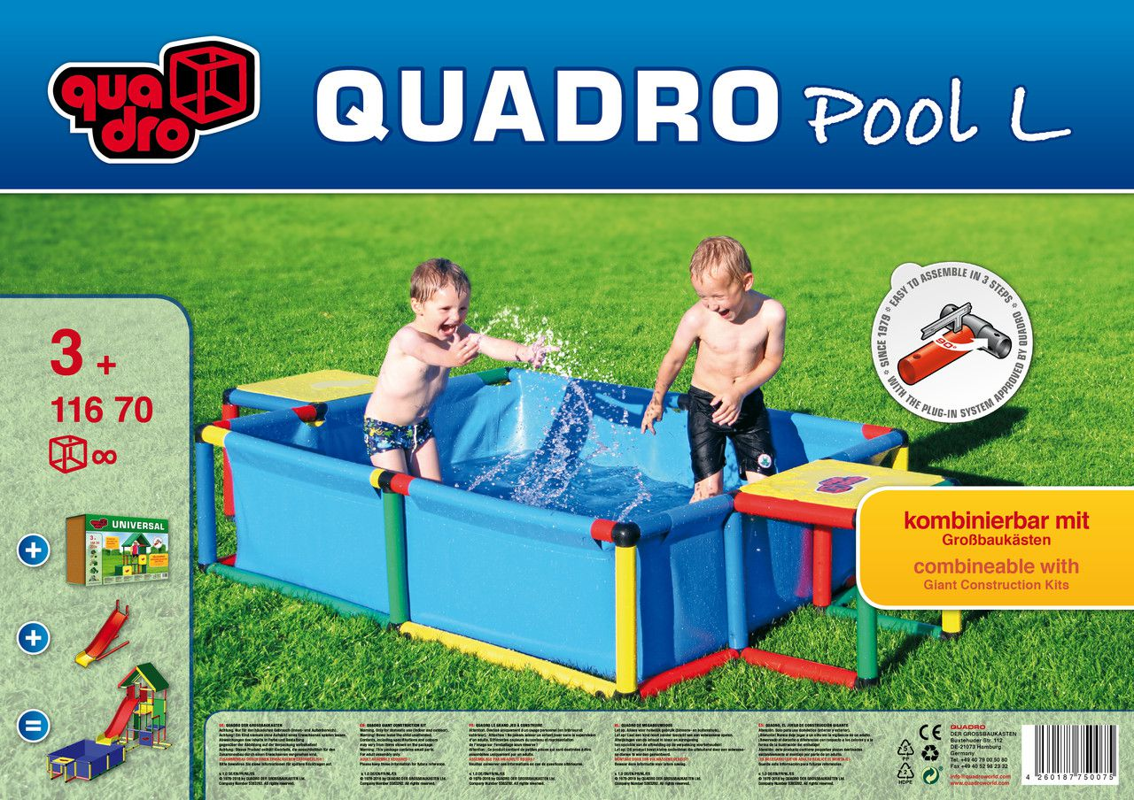 Bazén Velký Quadro