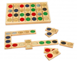 Hmatové domino Goula