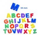 Magnetická písmena Jumbo 74 ks Miniland