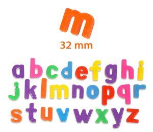 Magnetická písmena 155 ks Miniland