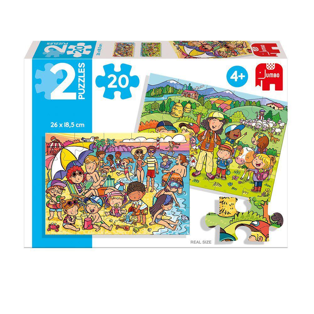 Puzzle 2x20 Diset