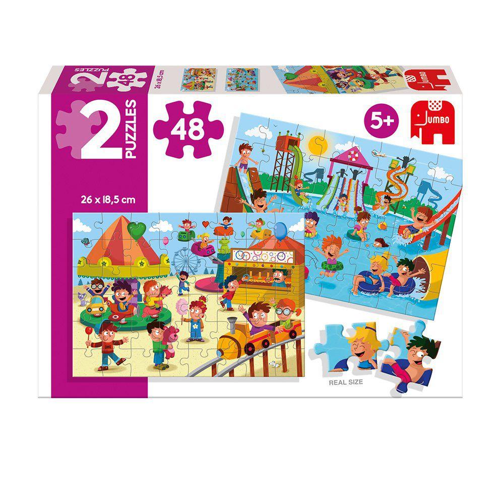 Puzzle 2x48 Diset