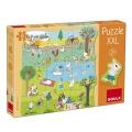 Puzzle XXL aktivity