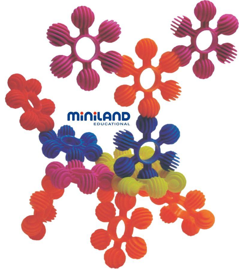 RINGS stavebnice 48 dílů Miniland