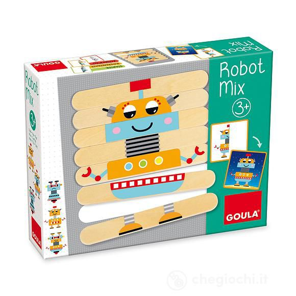 Robot mix Goula