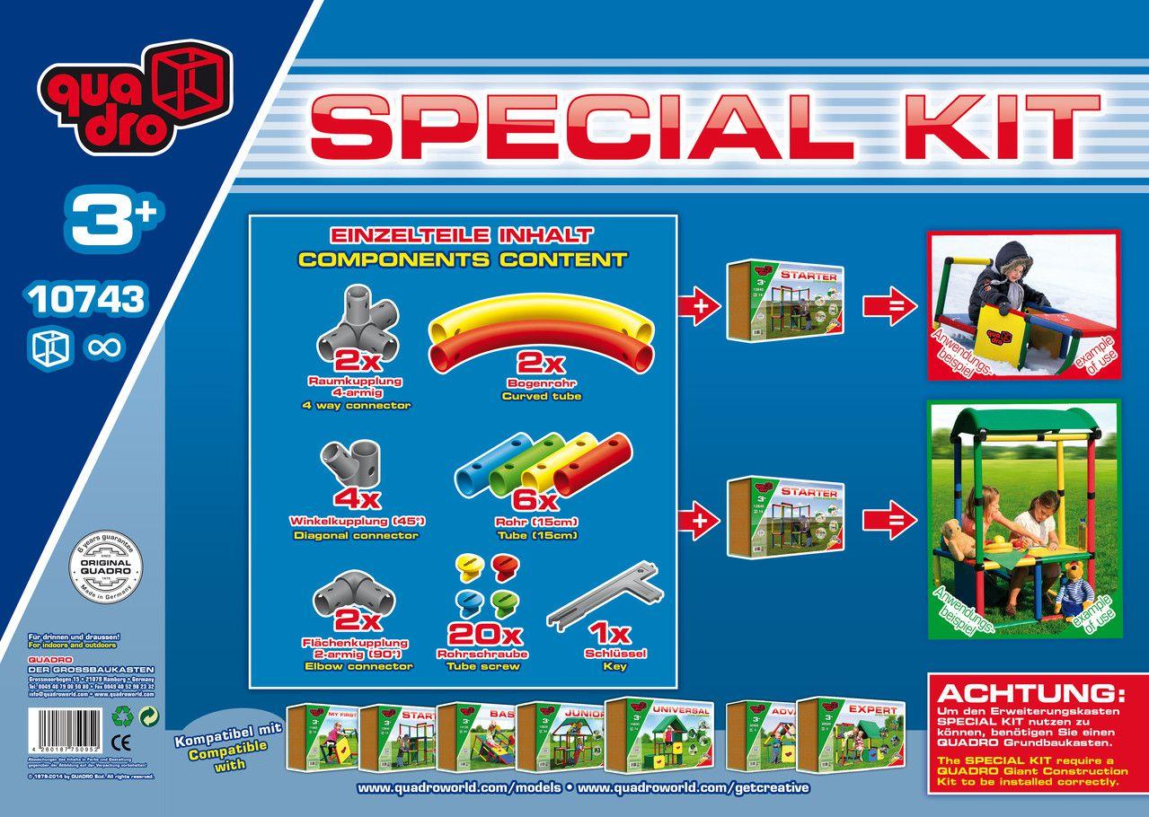 Speciální kit Quadro