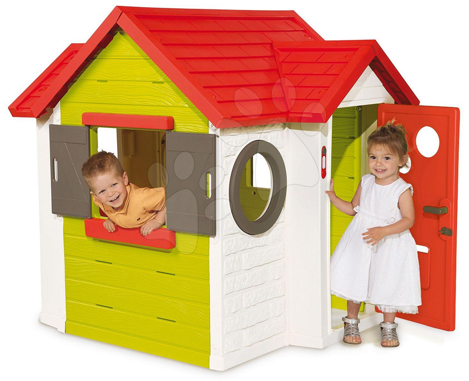 Domek Smoby My House