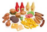Potraviny 56ks Dantoy