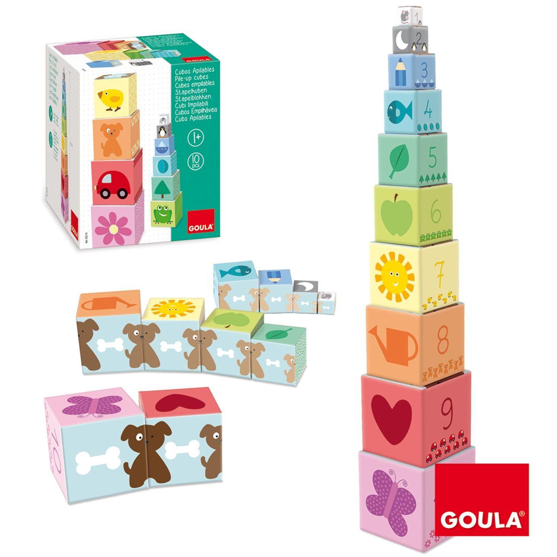 Věž 1 - 10 Goula